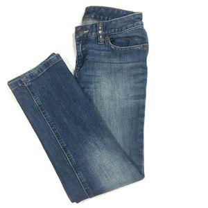 Girl's Ralph Lauren Denim Jeans, Size 8